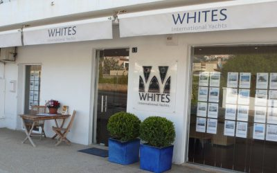 Contact - Whites International Yachts - office Port Andratx
