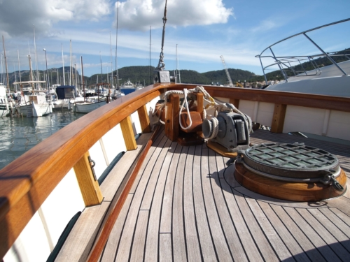 40ft Gaff Cutter for sale