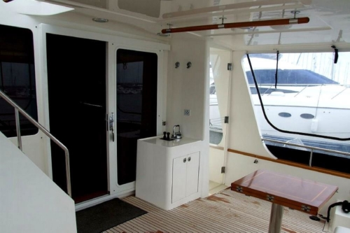 Grand Banks 59 Aleutian for sale Whites Yachts