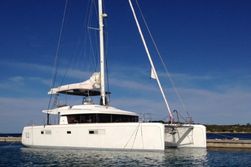 Lagoon 52F for sale