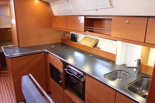 Bavaria Cruiser 45 sailing boat for sale Whites Yachts Brokers
