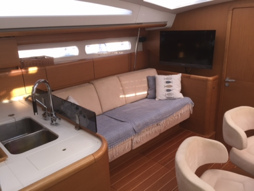 Jeanneau 57 for sale Whites Yacht Broker