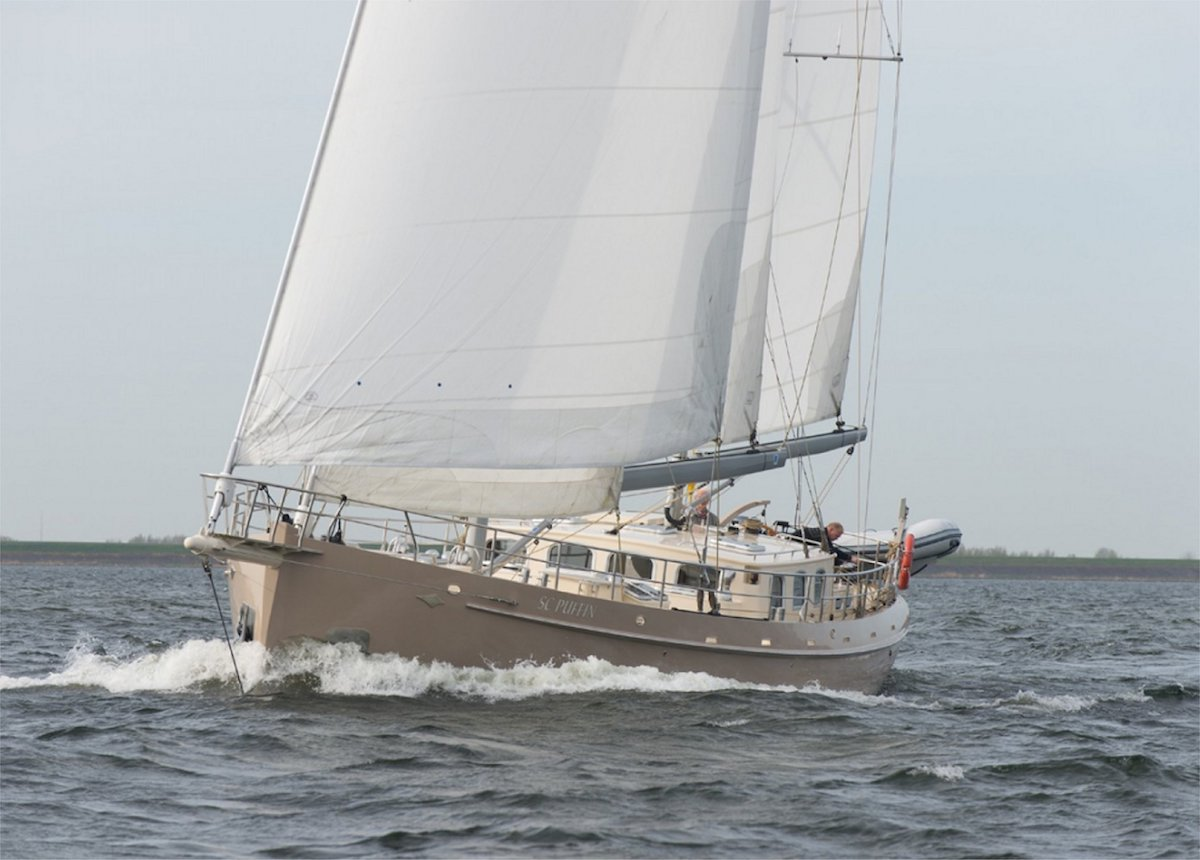 Puffin 58 for sale