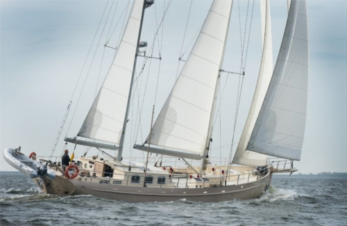 Puffin 58 for sale - Whites Yachts