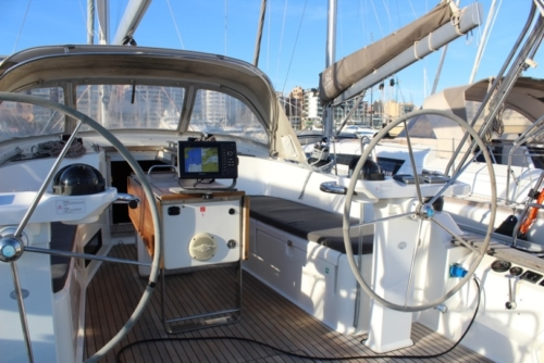 Bavaria Cruiser 45 sail boat for sale Whites Yachts Brokers