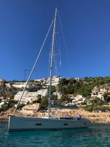 Grand Soleil 54 for sale Whites Yachts Mallorca