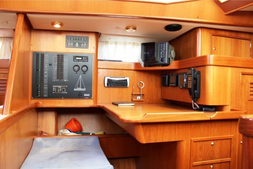 Contest 48 CS for sale - Whites Yachts
