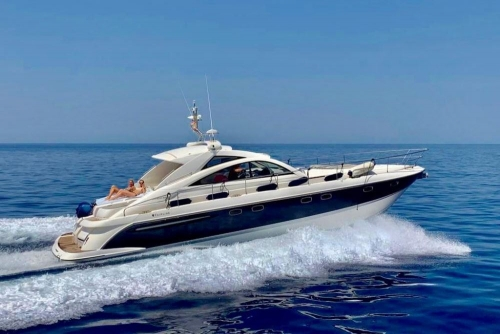Fairline Targa GT 52 for sale - se vende - zum Verkauf - te koop - à vendre