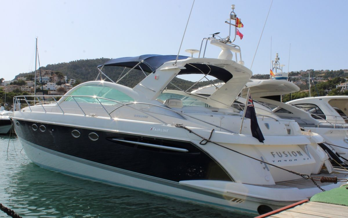 Fairline Targa 52 for sale