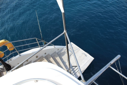 Privilege Serie 5 catamaran for sale - Whites Yachts