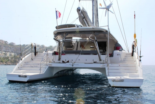 Privilege Serie 5 for sale - Whites Yachts Broker Mallorca