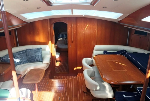 Jeanneau Sun Odyssey 54 DS for sale