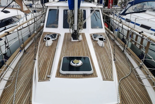 Nauticat 38 for sale
