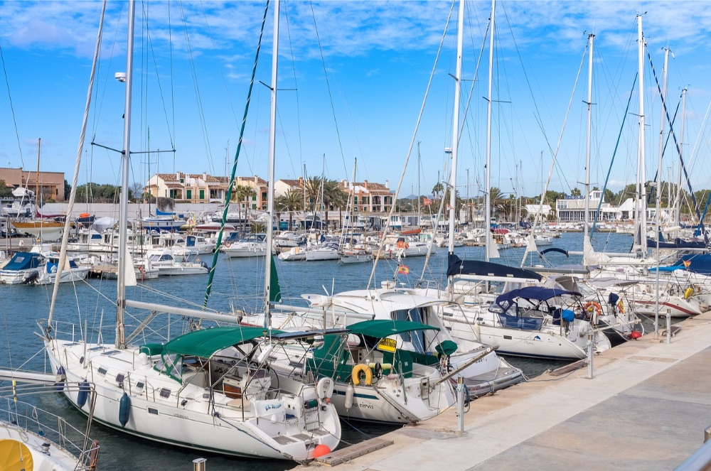 boat registrations grow 2019 in Spain