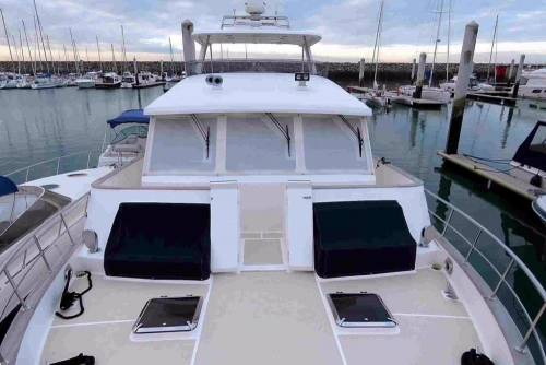 long distance trawler for sale Whites Yachts