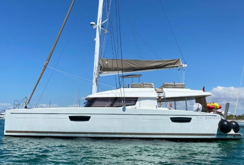 Fountaine Pajot Ipanema 58 for sale - multihull - sailing catamaran - long distance cruising